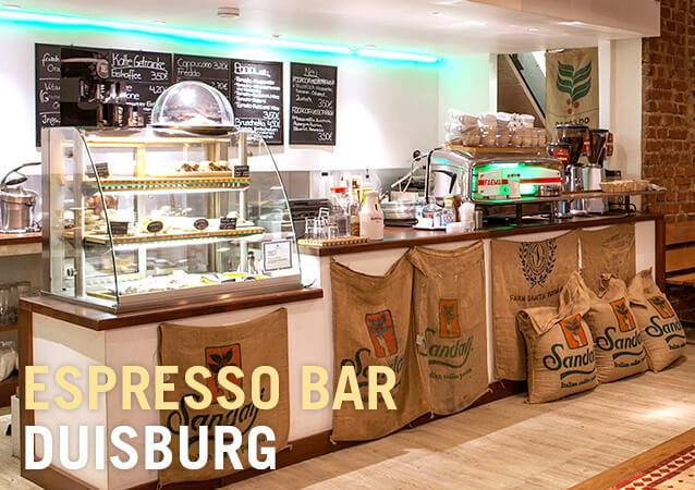 Espresso Bar Duisburg